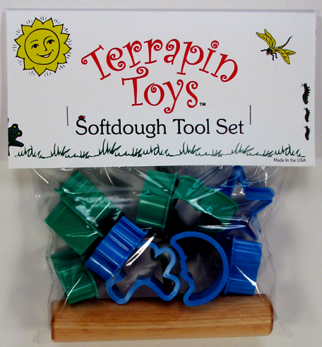 Softdough Tool Set